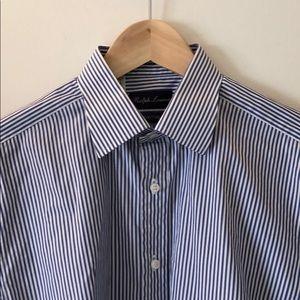 Ralph Lauren Men's Medium Button Down Shirt